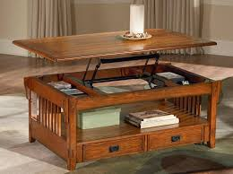 End Table With Shelves by 30 Best Collection Of Coffee Tables With Shelf Underneath