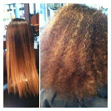 keratin treatment on black hair before and after before and after of a keratin complex express smoothing treatment