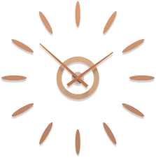 unique extra large wall clock for great decoration decofurnish
