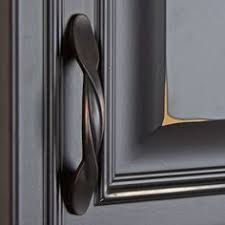Oil Rubbed Bronze Cabinet Pull by Gliderite 3