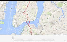 Nyc Bike Map Ios 8 4 Gps Bug Reared Its Ugly Head On My Bike Ride Home In Nyc