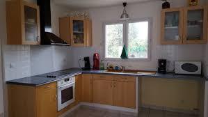 cuisine avec plaque de cuisson en angle meuble cuisine four et plaque trendy with meuble cuisine four et