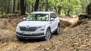 skoda kodiaq 2017 2017 skoda kodiaq review top gear