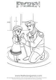 disney princess coloring pages frozen elsa anna