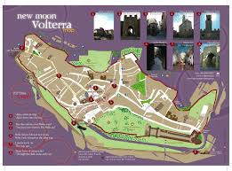 Montepulciano Italy Map by Volterra Italy Map