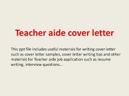 resume cover letter teacher aide aid worker cover letter teacher