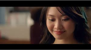commercial actress with mole on face asian american commercial watch panda express s five flavor shrimp