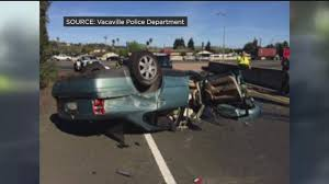 Vacaville Wildfire Map by Vacaville Home Depot Robbery Suspects Crash During Police Chase