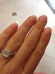 best 25 natural acrylic nails ideas on pinterest acrylic french