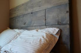 reclaimed wood headboard king attractive rustic king size master bedroom design with reclaimed