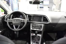 renault talisman 2017 interior 2017 seat leon interior dashboard at 2017 vienna auto show