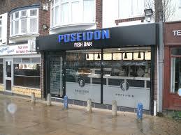 Fishbar Poseidon Fish Bar Coventry Elite Shopfitters Leeds