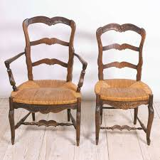 Louis 15th Chairs Set Of Eight 8 French Provincial Louis Xv Style Dining Chairs C