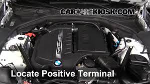 bmw 520i battery location how to jumpstart a 2010 2016 bmw 535i 2011 bmw 535i 3 0l 6 cyl