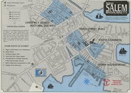Salem Massachusetts Map by Salem Visitors Map Images Reverse Search