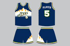nba fan re engineers some of nba u0027s most unique uniforms