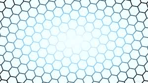 wallpaper blue hexagon black white glow gradient f0ffff ffffff