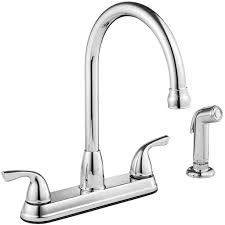 kitchen elegant single hole kitchen sink faucet good valued
