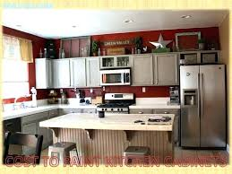 how to price painting cabinets average painting cost painting kitchen cabinets cost impressive
