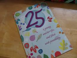 birthday card best images 25th birthday card 25th birthday wishes