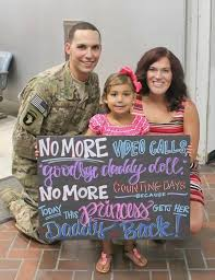 military welcome home decorations 16 best welcome home daddy images on pinterest military homecoming