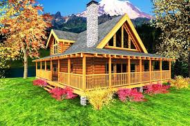 free log cabin floor plans free house plans with wrap around porch internetunblock us