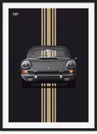 porsche 911 poster car bone porsche posters are now available in the shop u2022 petrolicious