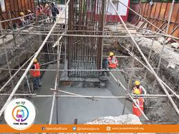 Rebar Worker Pune Metro Rail On Twitter