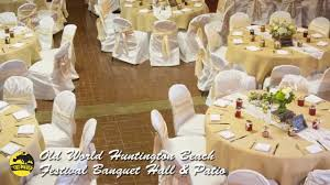 wedding halls for rent wedding reception locations huntington orange county