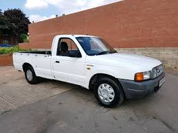 2002 ford ranger pick up 2wd 2 5 turbo diesel 80bhp 5 speed manual