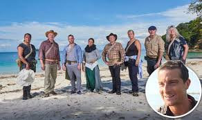 Seeking Episode 4 Cast Who Is On The Island With Grylls 2017 Cast List Tv