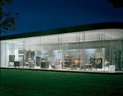 Glass Pavilion Sanaa Glass Pavilion Toledo Domus