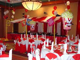 theme decor carnival or circus theme decor party centerpiece