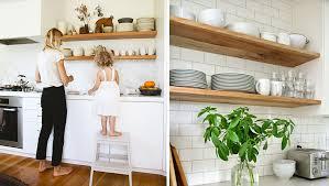etagere murale pour cuisine creer une etagere murale viralss