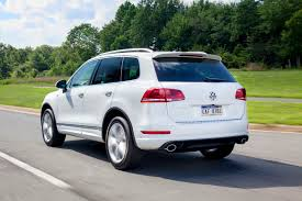 volkswagen touareg 2013 volkswagen touareg and tiguan fit fathers