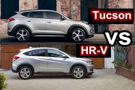 lexus rx 350 tucson 2016 hyundai tucson vs 2016 honda hr v design youtube