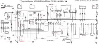 100 wiring diagram ecu toyota 2000 toyota ta a ecu location