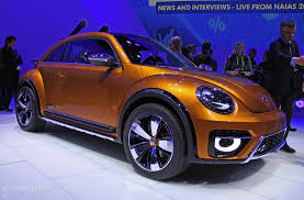 bug volkswagen 2016 vw beetle dune concept is an alltrack bug live photos
