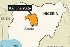 Nigeria State Map by 200 More Villagers Are Feared Dead As Nigeria Plunges Deeper Into
