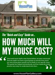 House Plans By Cost To Build 147 Best House Plans Images On Pinterest Country House Plans