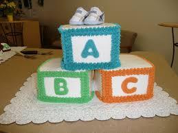 baby blocks cake cakes by q