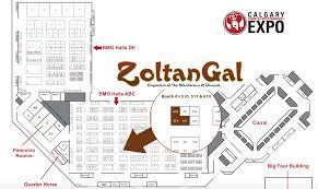 calgary entertainment expo 2017 zoltangal marvel star wars designer purses bags