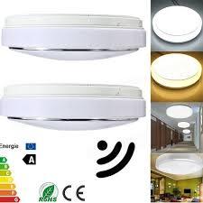 motion activated ceiling light 15w pir motion sensor 30 led ceiling light body automatic light