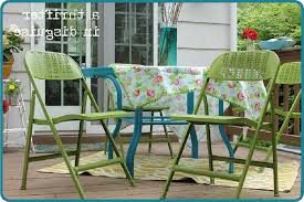 Best Way To Paint Metal Patio Furniture Lawn Garden Cool Vintage Retro Metal Lawn Garden Chair Stylish