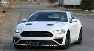 roush mustang stages 2018 roush mustang stage 2 spied 2015 mustang forum