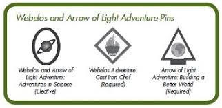 arrow of light scouting adventure mechanics of advancement in cub scouting boy scouts of america