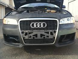 audi a4 b8 grill upgrade audi a4 b5 b7 front grille conversion project page 2 audi