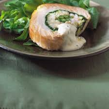 cold salmon fillet stuffed with shrimp and vegetables ricardo