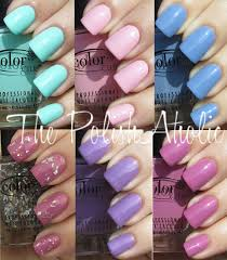 the polishaholic color club spring 2012 blossoming collection