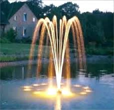 water fountain with lights outdoor fountains with light lostconvos com